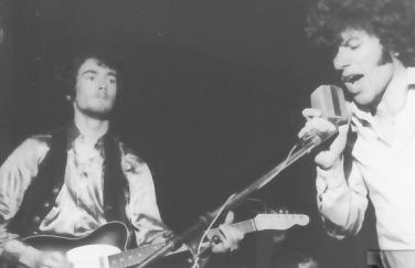 Avec Patrick Cany. Première partie de Gene Vincent 1967.