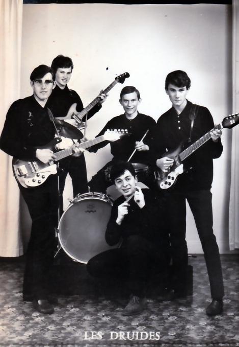 Les Druides 1964 C.Joubert