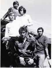 Crazy Beats 1966 P. Cany, F.Gordon, R.Lainé, A. Bouillet