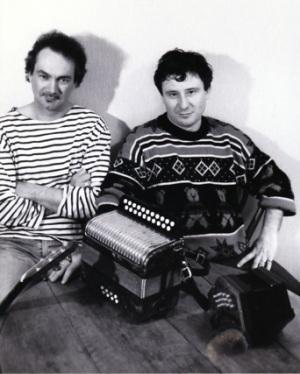 Serge Lelièvre avec Patrick Denain. Chants de marins.
